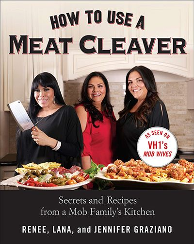 BOOK COVER How To Use A Meat Cleaver